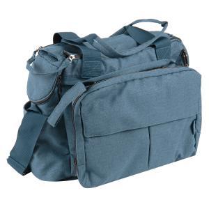 Сумка для коляски  Dual Bag, цвет: artic blue Inglesina