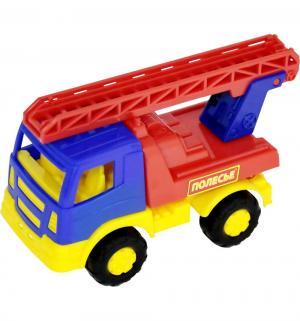 Машинка  Тёма цвет: красный/синий 17 см Полесье