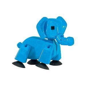 Фигурка питомца  Stikbot Сафари, слон Zing. Цвет: разноцветный