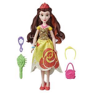 Кукла Disney Princess Бэлль Hasbro. Цвет: разноцветный
