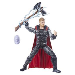 Коллеционная фигурка Avengers Легенды Тор, 15 см Hasbro