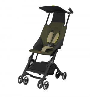 Прогулочная коляска  Pockit+, цвет: lizard khaki GB