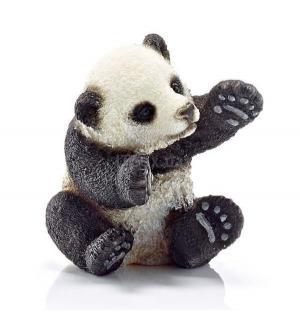 Фигурка  Wild life Детеныш панды играющий Schleich
