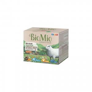 Экологичный стиральный порошок для цветного белья с экстрактом хлопка, концетрат, BIO MIO