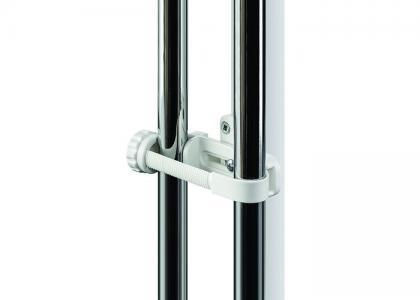 Комплект креплений для установки ворот безопасности на лестницах Safe&Care