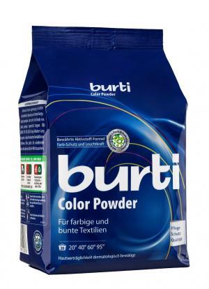 Стиральный порошок  Color, 1.5 л Burti