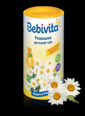 Чай  ромашка, 200 г, 1 шт Bebivita