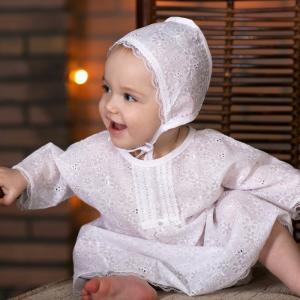 Крестильный набор для девочки 3 предмета Little People