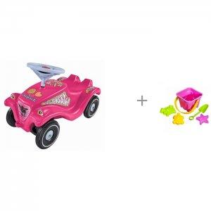 Каталка  Детская Bobby Car Classic Candy и Fancy Baby Набор для песочницы 02 BIG