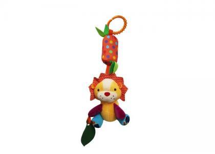 Подвесная игрушка  со звоночком Львенок Uviton