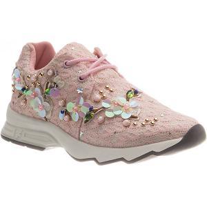 Кроссовки  для девочки Vitacci. Цвет: розовый
