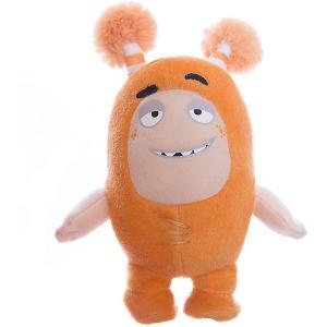 Мягкая игрушка  Слик, 12 см Oddbods. Цвет: оранжевый