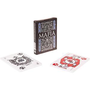 Настольная игра Мафия,  (пластиковая карта) Магеллан