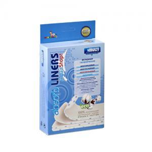 Вкладыши  Aqua Stop! для многоразовых подгузников () 4 шт. Multi-Diapers