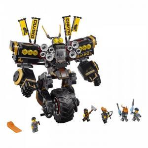 Конструктор  Ninjago Робот землетрясений Lego