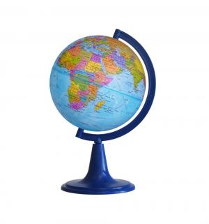 Глобус  С физической картой Земли Глобусный мир