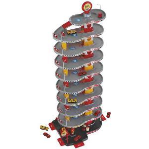 Игровой набор Faro Гараж 10 уровней, 113 см