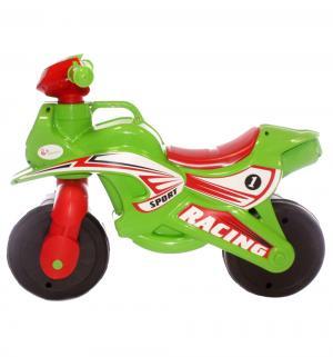 Байк  Sport, цвет: красный/зеленый Doloni