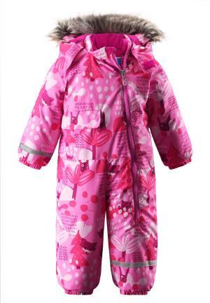 Lassie Комбинезон, цвет: розовый Reima