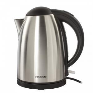 Чайник KT-106 нержавеющая сталь 1.8 л Sonnen