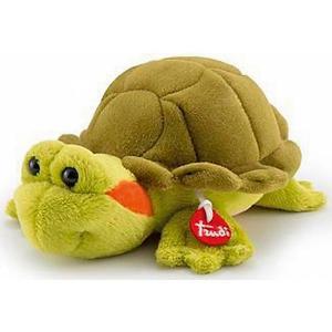 Мягкая игрушка  Черепашка, 15 см Trudi. Цвет: зеленый