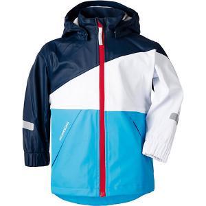 Демисезонная куртка Didriksons Gull. Цвет: синий