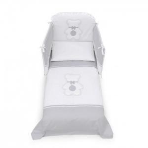 Комплект в кроватку  Fiocco Classic (5 предметов) Italbaby