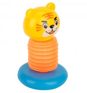 Развивающая игрушка  Тигренок, синий 20 см S+S Toys