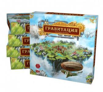 Настольная игра Гравитация Парящие острова Правильные игры