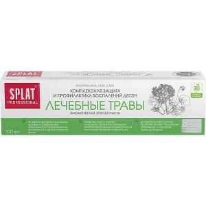 Зубная паста  Professional Лечебные травы, 100 мл Splat