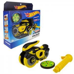 Игрушка Spin Racer Желтый Призрак Hot Wheels