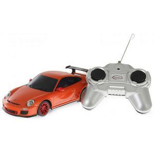 Радиоуправляемая машина  Porsche GT3 RS 1:24, оранжевая Rastar. Цвет: оранжевый
