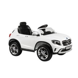 Электромобиль  Mercedes-Benz GLA-Class, цвет: белый Tommy