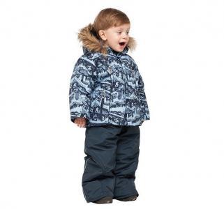 Зимний комплект для мальчика Старт Alex Junis