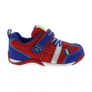 Кроссовки  для девочки Tsukihoshi. Цвет: красный