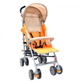 Коляска-трость BabyCare Polo 107, цвет: light orange Baby Care