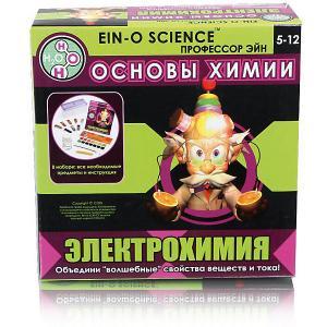 Набор для опытов  Основы химии Электрохимия Профессор Эйн. Цвет: разноцветный