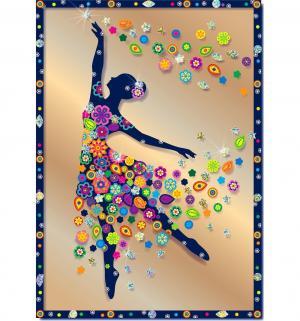 Набор для создания картины  Балерина Клевер