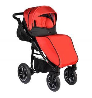 Прогулочная коляска  Lazzara, цвет: red Vikalex