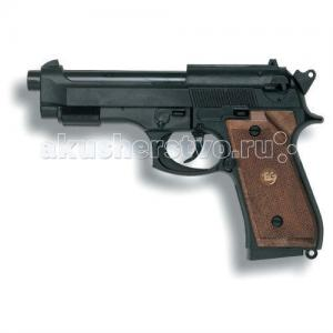 Игрушечный Пистолет Парабеллум 19,3 см Edison