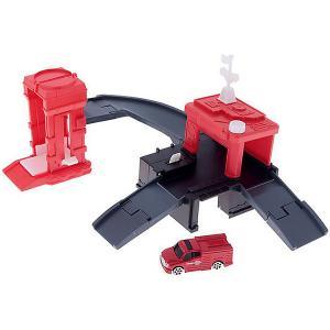 Игровой набор  Megapolis Пожарная часть с машиной Autotime