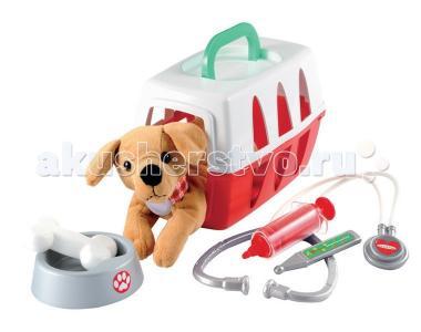 Набор ветеринара в чемоданчике Ecoiffier