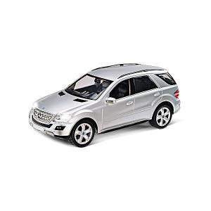 Радиоуправляемая машина  Mercedes ML500 1:16, серебристая Rastar