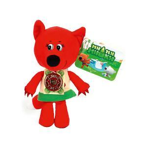 Мягкая Игрушка Мульти-Пульти Ми-Ми-Мишки Лисичка, озвученная, 18 см. Цвет: оранжевый