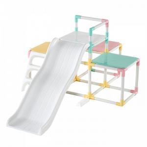 Горка  Детский игровой комплекс HN-771 детская с лазом Haenim Toy