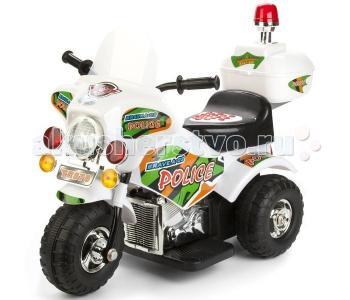 Электромобиль  Мотоцикл EC-TR878 Bugati