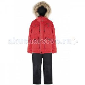 Комплект для мальчика (куртка, полукомбинезон) GWB 5427 Gusti