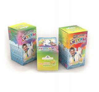 Набор  Юный химик Цветные лизуны Инновации для детей