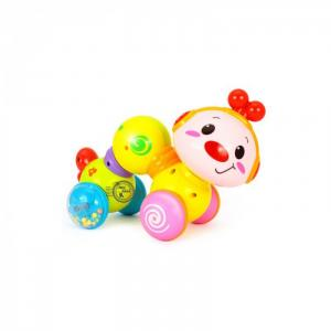 Погремушка  Счастливый червячок Расти малыш Play Smart