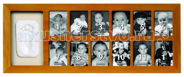 Рамочка Первый год Baby Art